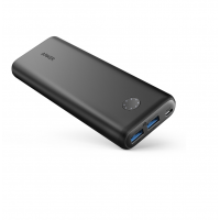 Anker PowerCore 2 Power Bank 20000mAh Black