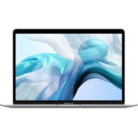 "Apple MacBook Air Laptop, 13.3"" Retina Display with Touch ID, Intel Core i3, 8GB RAM, 256GB SSD, macOS 10.15 Catalina, Silver, MWTK2LL/A"