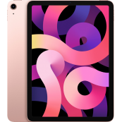 Apple - iPad Air (Latest Model) with Wi-Fi - 64GB - Rose Gold