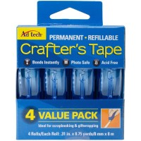 Ad-Tech Permanent Crafter's Tape