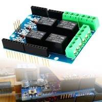 XCSOURCE Four channel Relay Sh