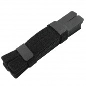 CABLE TIES 50 PIECES BLK