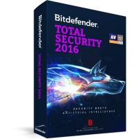 BITDEFENDER 2016 2 Years 1 User