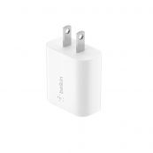 Belkin BOOST CHARGE USB-A Wall Charger 18W with QuickCharge3.0 (White)