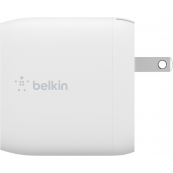 Belkin - BOOST CHARGE 24W Wall Charger - White