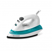 Black & Decker Steam Iron 1.18CF