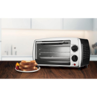 BRENTWOOD TOASTER OVEN BLK