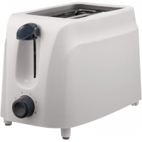 Brentwood Toaster Cool Touch 2-Slice White