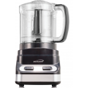 Brentwood Mini Food Processor, 3-Cup, Black