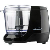 Brentwood Appliances Mc-109bk 1.5-Cup Mini Food Chopper (Black)