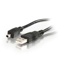 C2G 27329 USB cable - 4 pin USB Type A (M) - mini-USB Type B (M) - 3.3 feet