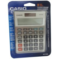 CSO CALCULATOR 8-DIGIT SOLAR