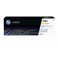 HP 410X Original LaserJet Toner Cartridge Yellow