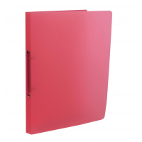 Class'ex BINDER 2R PPGLASS TRANSPARENT RED