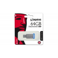 KINGSTON 64GB USB 3.0 Metallic Blue