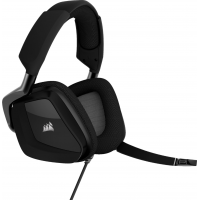 CORSAIR - VOID RGB ELITE Wired 7.1 Surround Sound Gaming Headset - Carbon