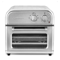 Cuisinart Compact AirFryer Toaster Oven - Stainless Steel - AFR-25TG