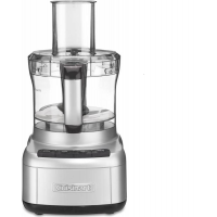 Cuisinart - Elemental 8-Cup Food Processor - Stainless Steel