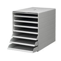 DURABLE IDEALBOX 7 Drawers - wHITE