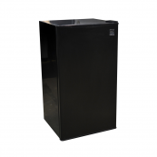 Daewoo 3.2 Cu. Ft. Refrigerators Black