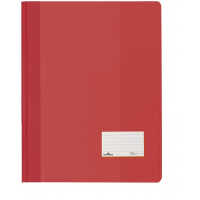 DURABLE A4 Document Folder DURALUX - Red