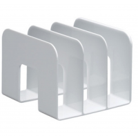 DURABLE TREND CATALOGUE STAND PLASTIC WHITE