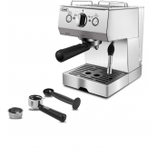 Gevi Espresso Machine 15 Bar Coffee Maker with Foaming Milk Frother Wand for Espresso, Cappuccino, Latte and Mocha, Steam Espresso Maker for Home Barista