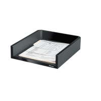 FELLOWES LETTER TRAY BLK