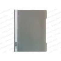 Durable Clear View Folder - GREY
