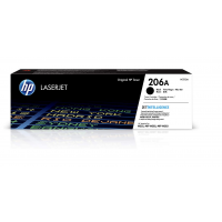 HP 206A | Toner Cartridge | Black | W2110A