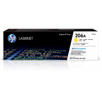 HP 206A | Toner Cartridge | Yellow | W2112A