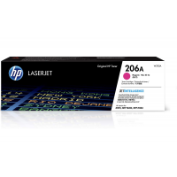 HP 206A | Toner Cartridge | Magenta | W2113A