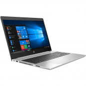 "HP ProBook 450 G7 15.6"" Notebook - 1920 x 1080 - Core i5 i5-10210U - 8 GB RAM - 256 GB SSD - Pike Silver - Windows 10 Pro 64-bit - Intel UHD Graphics 620 - In-plane Switching (IPS) Technology"