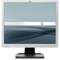HP LE1911 LCD Monitor Silver 19in
