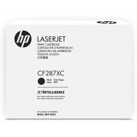 HP 87XC High Yield Black Original LaserJet Toner Cartridge, CF287XC
