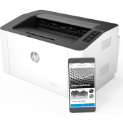 HP Laser 107W Monochrome Printer