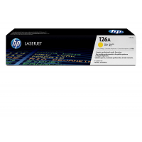 HP Toner 126A CE312A Yellow