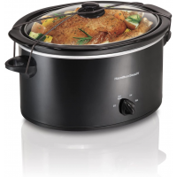 Hamilton Beach 5 QTs Slow Cooker 1.26CF