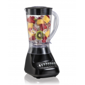 Hamilton Beach Smoothie Blender 10-Speed Black