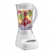 Hamilton Beach Smoothie Blender 10-Speed White