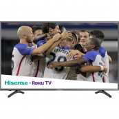 Hisense - 65in Class R7 Series LED 4K UHD Smart Roku TV