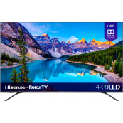 "Hisense - 65"" Class R8 Series LED 4K UHD Smart Roku TV"