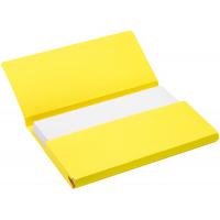 Jalema Secolor A4 Pocket File Yellow