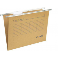 Atoma Accessories for notebooks set of 10 transparent pockets