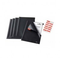 Durable Document FILE FOLDER - Anthracite / Grey