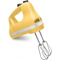 Kitchen Aid KHM512MY 5-Speed Ultra Power Hand Mixer - Majestic Yellow