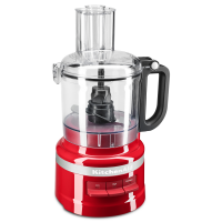Kitchen Aid 7-Cup Food Processor - Empire Red