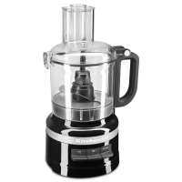 Kitchen Aid 7-Cup Food Processor - Onyx Black