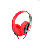 Klip Xtreme Obsession Wired Headset Red