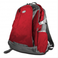 KLIPX NOTEBOOK BACKPACK RED